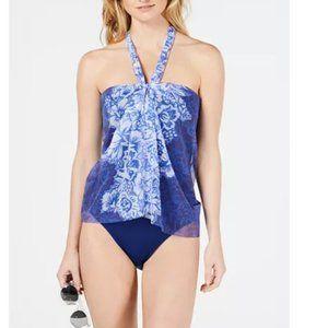 Lauren Ralph Lauren Hawaiian Printed Swimsuit